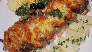 Вкусная рыба в духовке. Как приготовить горбушу (красную рыбу)