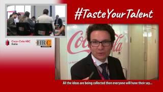 #TasteYourTalent