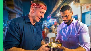connectYoutube - Halal Street Food Tour on Mumbai, India's Muhammad Ali Road!