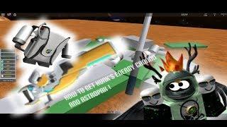 [ÉVÉNEMENT ROBLOX] PARTIE 3 - Comment obtenir le canon d'énergie de Hunk - AstroPax