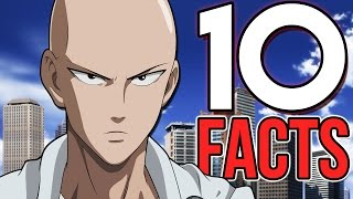 10 Things You Probably Didn't Know About Saitama! (10 Facts) | One Punch Man thumbnail