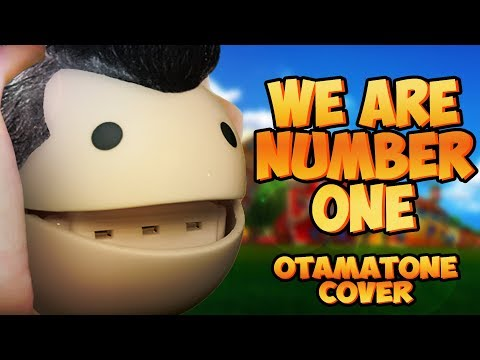 We Are Number One - Otamatone Cover
