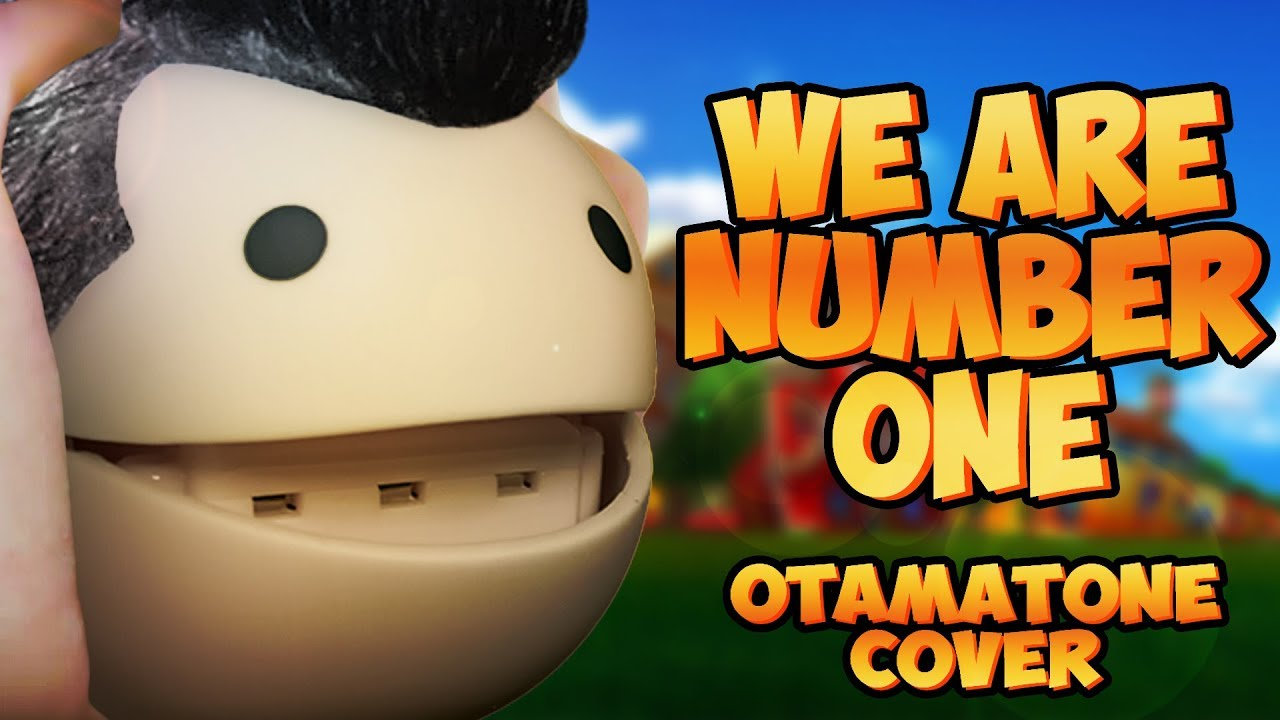 we are number one otamatone cover youtube