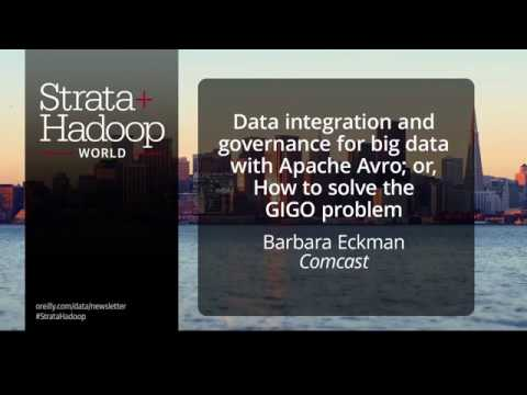 Data integration and governance for Big Data