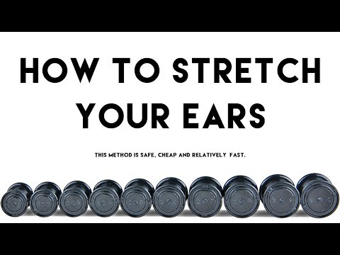 How To Stretch Your Ears With SnapPlugs - How To Use SnapPlugs - SnapPlugs Tutorial And Review