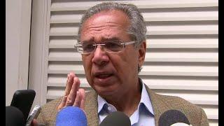 Paulo Guedes defende prioridade para a previdência independência do BC