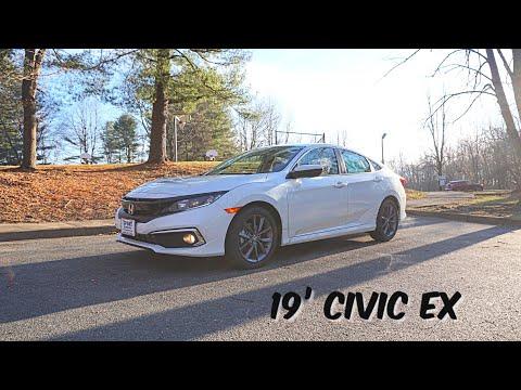 2019 Honda Civic EX - The Cream Of The Crop