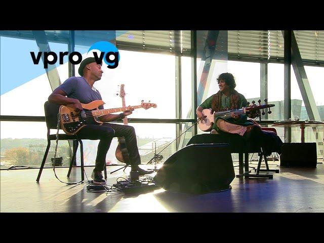 ranajit-sengupta-meets-marcus-miller-sarod-meets-bass-live-bimhuis-amsterdam-vpro-vrije-geluiden