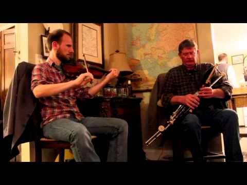 Your Local Irish Music -- House Sessions 2012-2013 -- Michael Cooney Session - Uilleann Pipes
