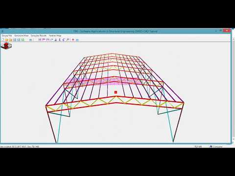 TRK SASE CAD Software Applications in Structural Engineering