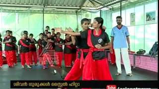 Self-defence for women |  Sivan Gurukal's style become trending