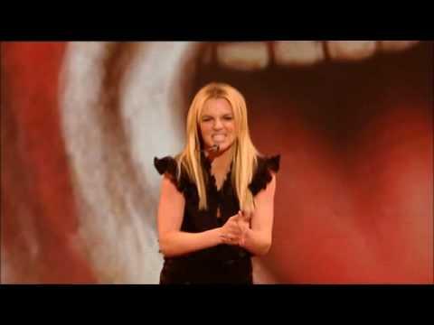 Britney Spears- Womanizer . LIVE X-FACTOR !