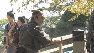 映画『超高速!参勤交代 リターンズ』特別メイキング映像 六角精児が槍...