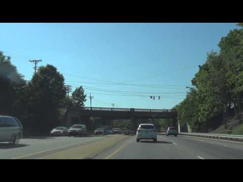 US 321 North Thru Catawba County, NC