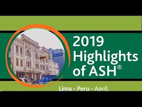 2019 Highlights Of ASH In Latin America (English Subtitles)