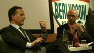 Ministro FRANCO FRATTINI / intervista 21 giugno 2010