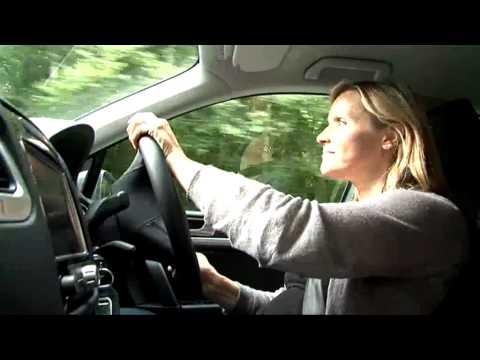 Fifth Gear Web TV - VW Touareg Road Test