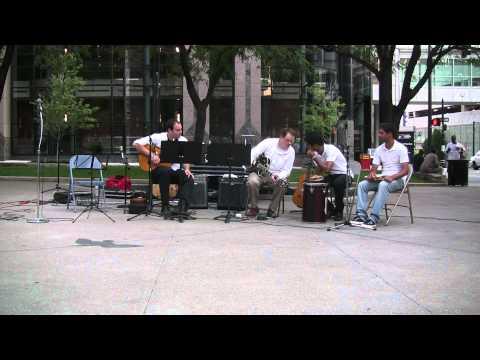 Kansas City Guitar Society with Mistira Fina