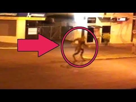 Moradores da Paraíba Filma Barulhos de um Suposto Lobisomem! | Assustador