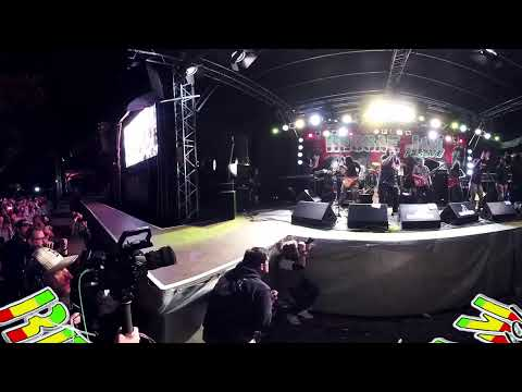 Ky Mani Marley @ Reggaejam Festival Bersenbrück 2017- 360° Video 4K