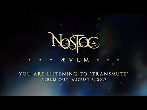 "Nostoc - ""Transmute"" (Official Lyric Video)"