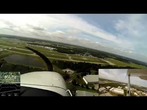 Sun 'n Fun Chaos with VFR Procedure