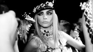 DSQUARED2 Spring 2013 ft Cara Delevingne Milan Fashion Week  | MODTV(MODTV http://www.mod-tv.com DSquared2 Spring 2013 Backstage with Cara Delevingne and special guest Michael Buble. Designers Dean and Dan Caten ..., 2013-02-03T05:24:58.000Z)