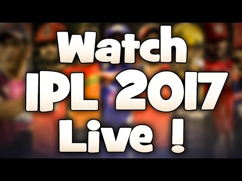 How to Watch IPL 2017 Live | Urdu - Hindi