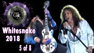 Whitesnake (David Coverdale) - Fool For Your Loving - 2018 - (5 of 8) -