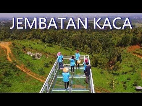 jembatan-kaca-caping-park-|-kebumen-baturaden-purwokerto---indonesia-glass-bridge