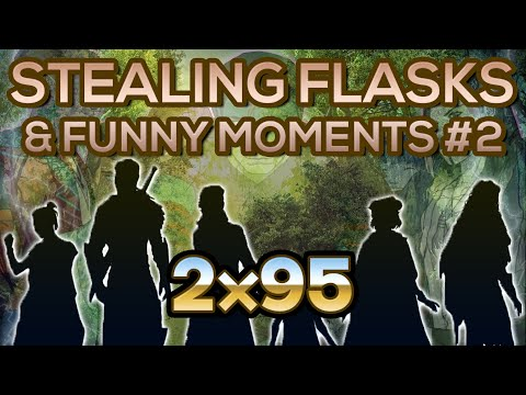 FLASKGATE REVELATION! (2x69) from YouTube · Duration:  8 minutes 2 seconds