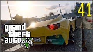 Прохождение Grand Theft Auto V: Чудесный сюрприз #41