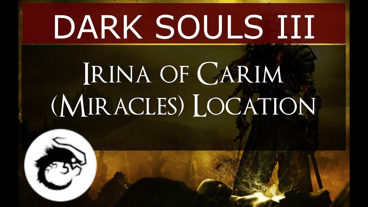 Dark souls 3 irina