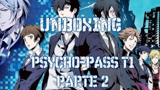 Vídeo Psycho-Pass: Mandatory Happiness