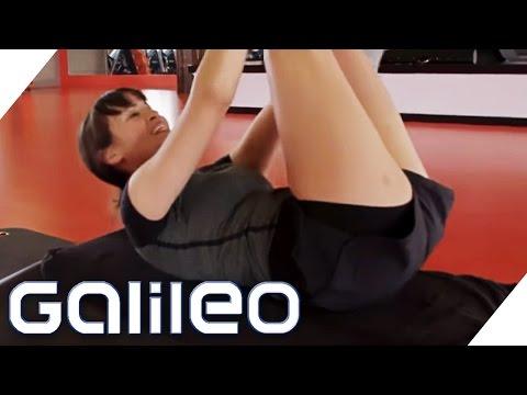 Die billigsten Fitness-Discounter im Check | Galileo | ProSieben