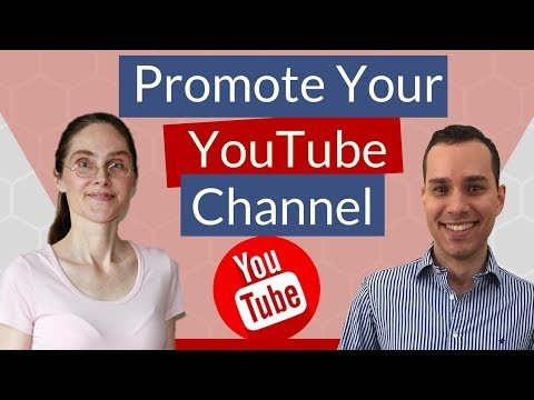 How To Promote Your YouTube Channel For Free With Social Media: Get More Views & Subscribers