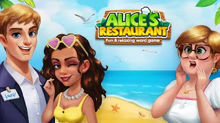 Similar Games to Alice's Restaurant - Fun & Relaxing Word Game Suggestions