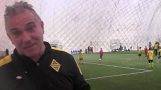 CZ5-Finałowy Turniej BK Turismo Gold-rocznik 2011-Wrocław 19.01-IV mecz-FC Wrocław Academy