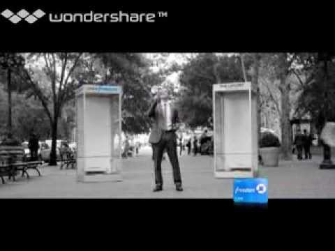 Chase Freedom Commercial Money Booth