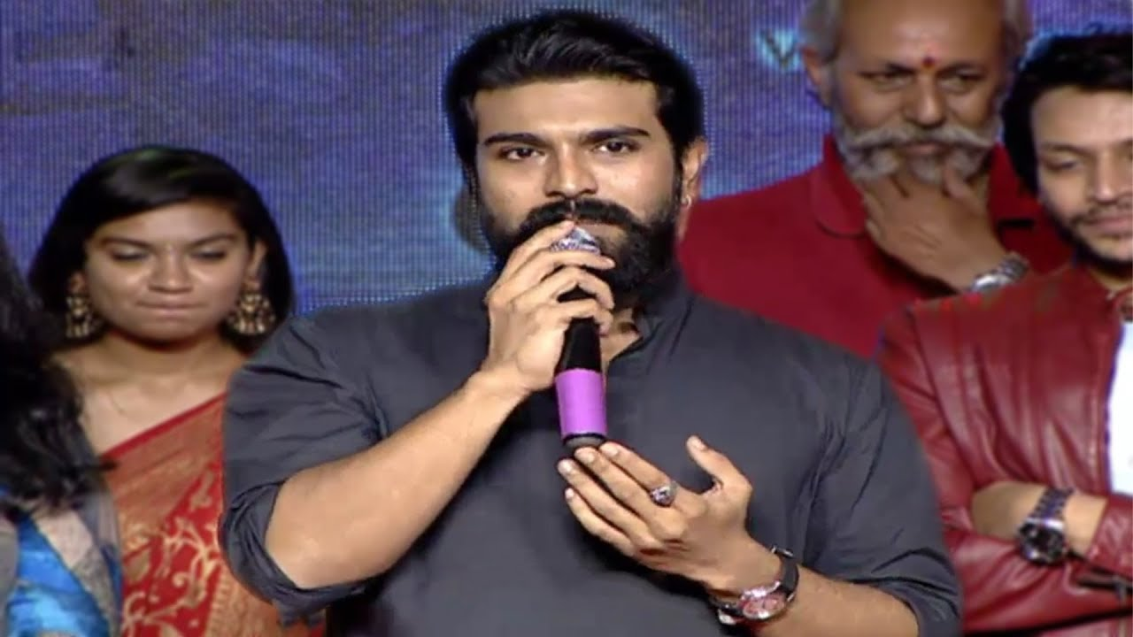 Rangasthalam audio launch function | songs | release date