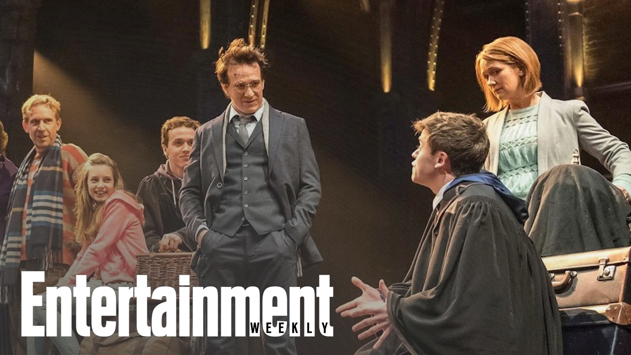 'Harry Potter And The Cursed Child' Coming To Broadway In 2018 | News Flash | Entertainmen