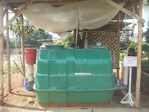 Bio Gas bahan baku sampah organik rumah tangga (TEPSOR)