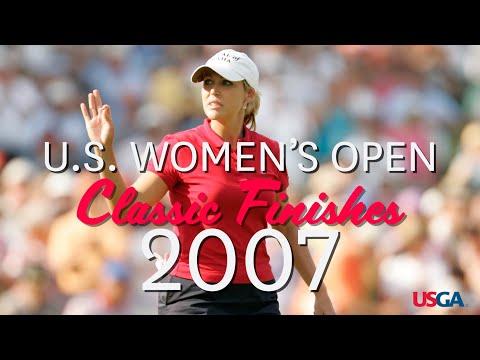 U.S. Women's Open Classic Finishes: 2007