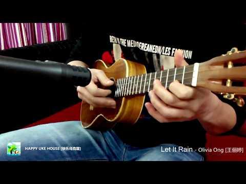 Let It Rain Ukulele Chords By Jesus Culture Worship Chords