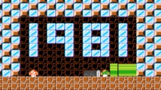 Evolution of Mario: 1981 - NOW by CheezSauce ~ SUPER MARIO MAKER ~ NO COMMENTARY