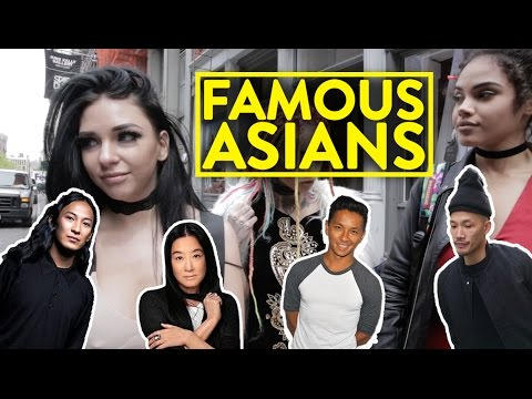 TOP ASIAN FASHION DESIGNERS!