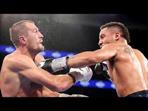 KOVALEV IS GETTING KNOCKED OUT BY WARD!!! (VIRGIL HUNTER SUGGESTS)