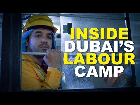 INSIDE DUBAI'S LABOUR CAMP