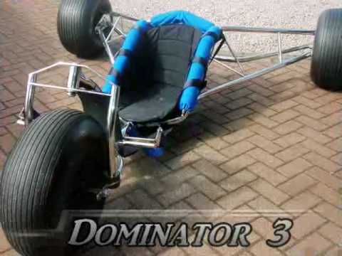 Six Years of Making Power Kite Buggies by PTW