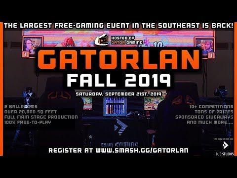 GatorLAN Fall 2019 Montage
